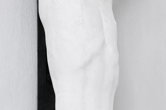 , 'Hvid / White,' 2016, Galleri Bo Bjerggaard