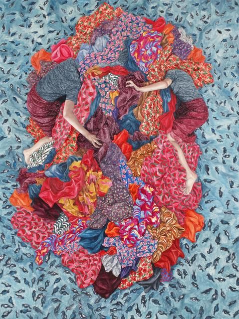 , 'Deliberating,' 2015, Sophie Gannon Gallery