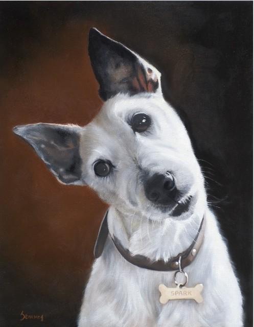 , 'Spark,' 2000-2005, Dog & Horse Fine Art