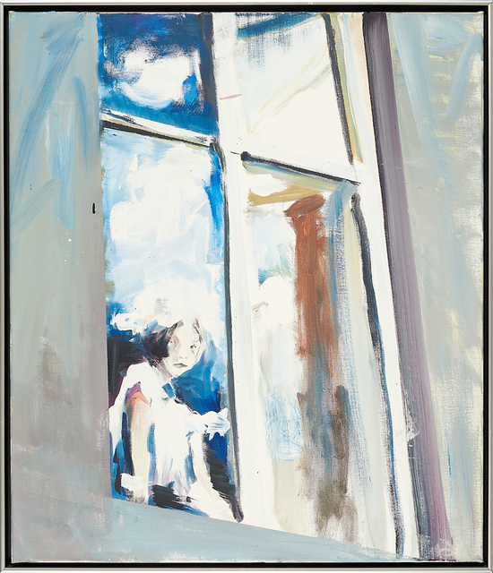 simone lucas, 'Untitled', 2006, Painting, Oil on canvas (framed), Rago/Wright