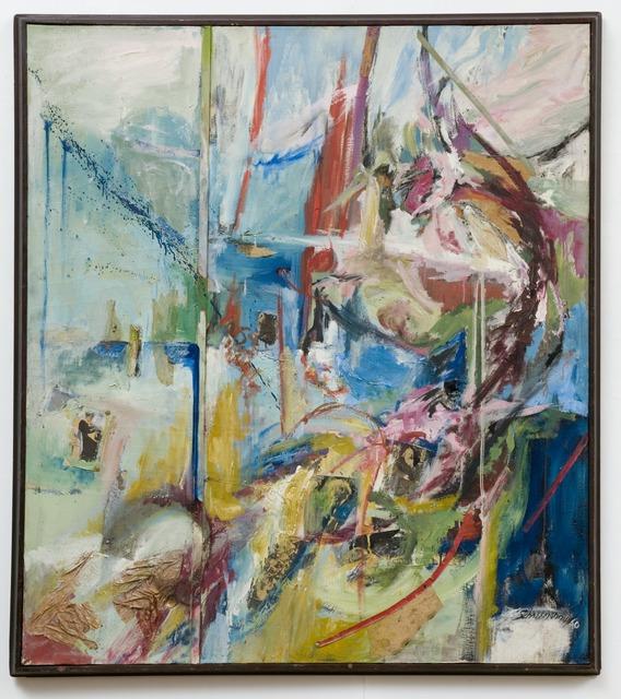 , 'Tenebration,' 1960, P.P.O.W