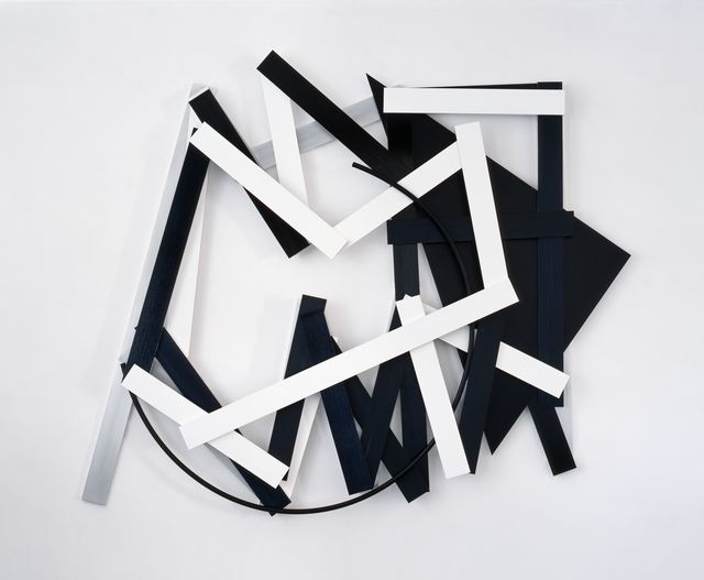 , 'Cut-up 9,' 2011, White Cube