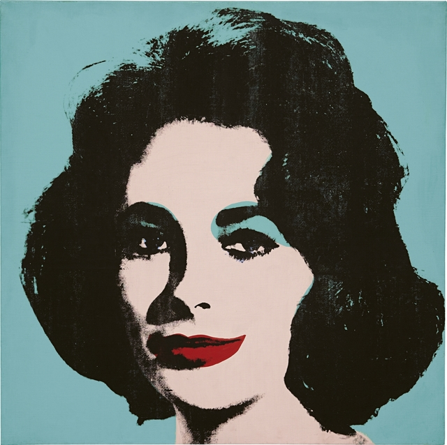 Andy Warhol, 'Liz #5 (Early Colored Liz)', 1963, Brant Foundation