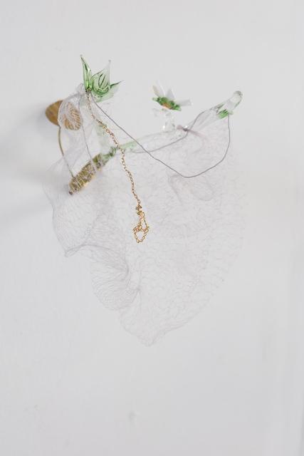 Luz Angela Lizarazo, 'Nido Blanco', 2019, Galeria Eduardo Fernandes