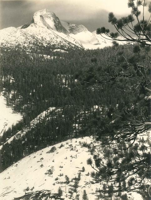 Ansel Adams, 'Mount Galen Clark, Yosemite Park', c. 1927, Atlas Gallery