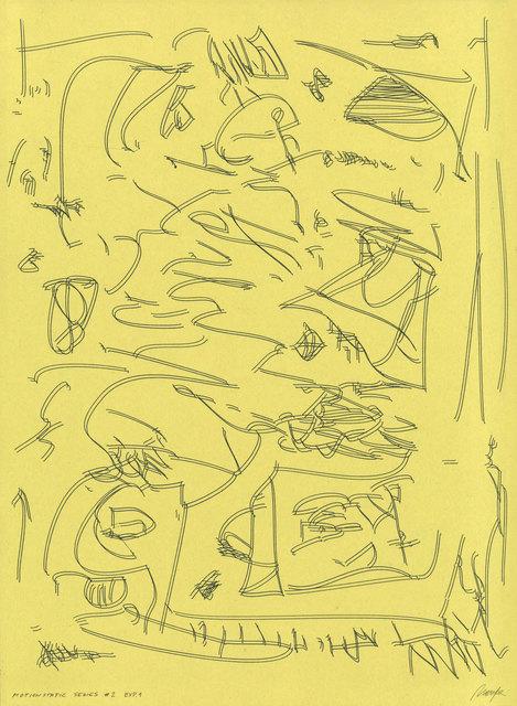 MRKA, 'MotionStatics 2 Experiment 1', 2019, Wallplay