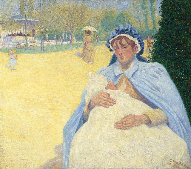 , 'Le Renouveau,' 1892, M.S. Rau
