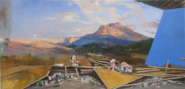 , 'American Elk,' 2012, Postmasters Gallery