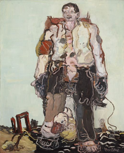 , 'The Shepherd,' 1966, Städel Museum