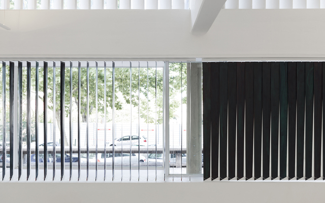 , 'Blinds and Blinds #2,' 2017, Acervo – Contemporary Art