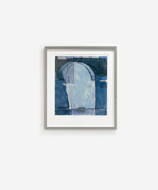 Nancy Genn, 'Construct Blu 1', 2003, Marignana Arte
