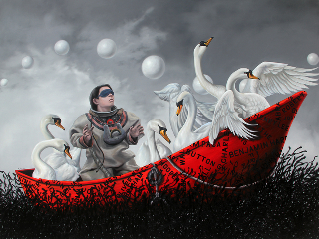 , 'Stagnant Dreams,' 2014, The Dragon Year Gallery