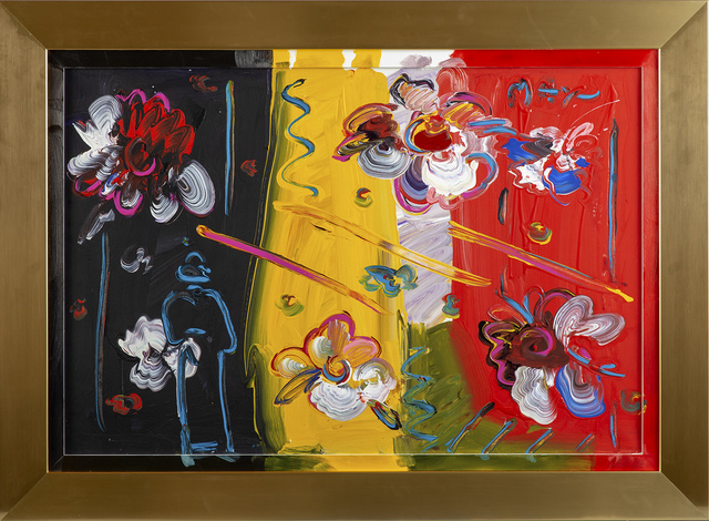 Peter Max, 'Roseville in Maui', 1990, Modern Artifact