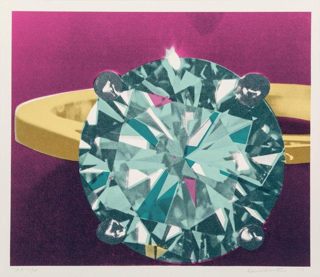 Richard Bernstein, 'Diamond', 1978, Heritage Auctions