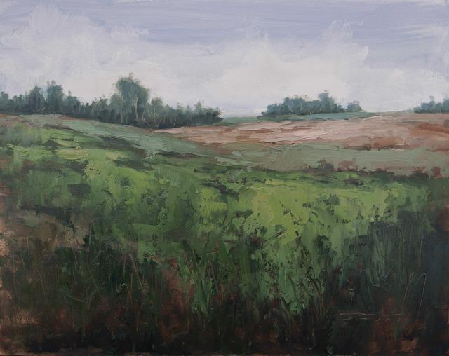 , 'Door County Farmland,' 2019, Abend Gallery