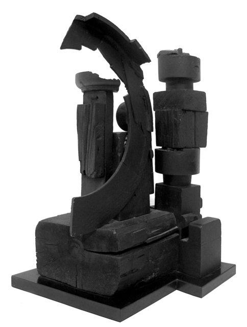 , 'Maquette for Monumental Sculpture VII,' 1976, Nohra Haime Gallery