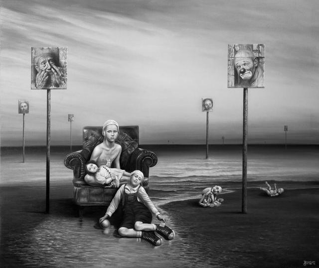 , 'Memoria Perpetua,' 2018, Nuun Espacio de Arte
