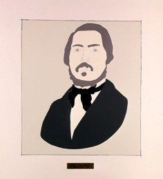 Gianfranco Notargiacomo, 'Friedrich Engels', 1974, Finarte