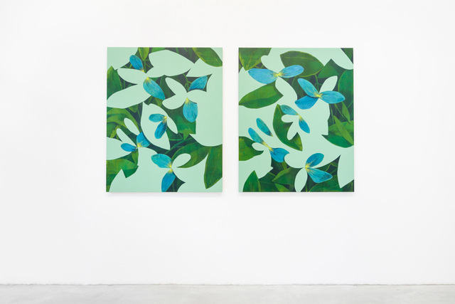 , 'Untitled (Pair),' 2018, Galerie Nordenhake