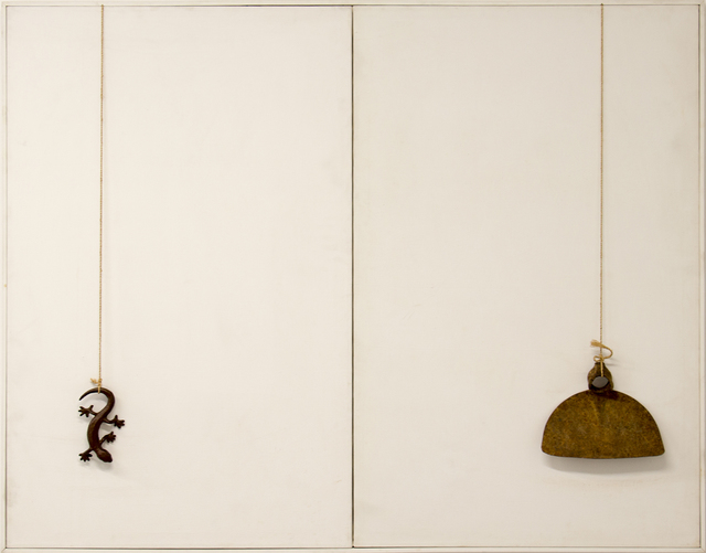 , 'Untitled, diptych,' 2001, Galeria Karla Osorio