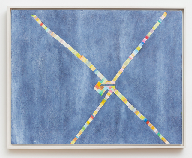 Thomas Nozkowski, 'Untitled (9-49)', 2015, Painting, Oil on linen on panel, Pace Gallery