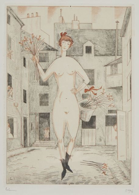 , 'La Folle,' 1929, Childs Gallery