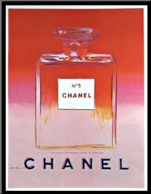 Andy Warhol, 'Chanel No. 5 (Pink)', 1997, Alpha 137 Gallery Gallery Auction