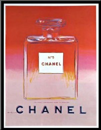 Chanel No. 5 (Pink)