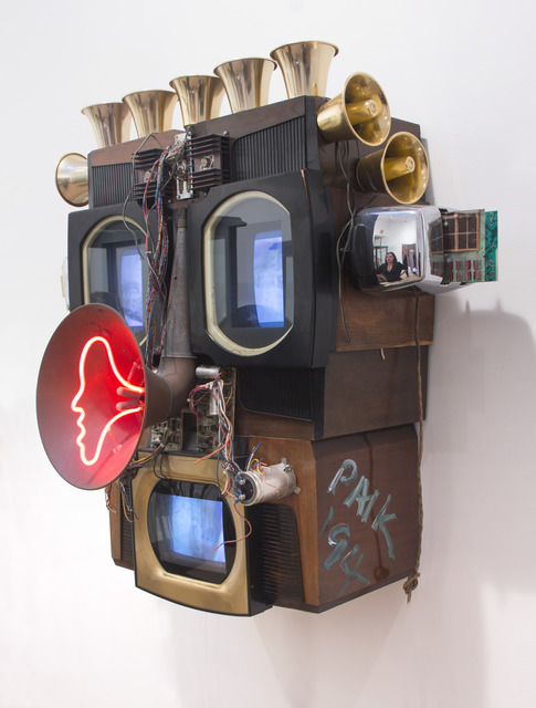 , 'Internet Dweller: mpbdcg.ten.sspv,' 1994, Hakgojae Gallery