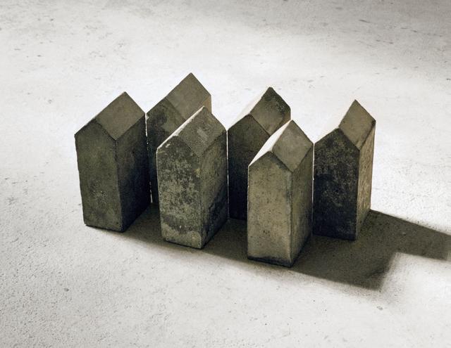 Hubert Kiecol, 'Sechs Aneinandergereihte (six aligned)', 1982, Häusler Contemporary