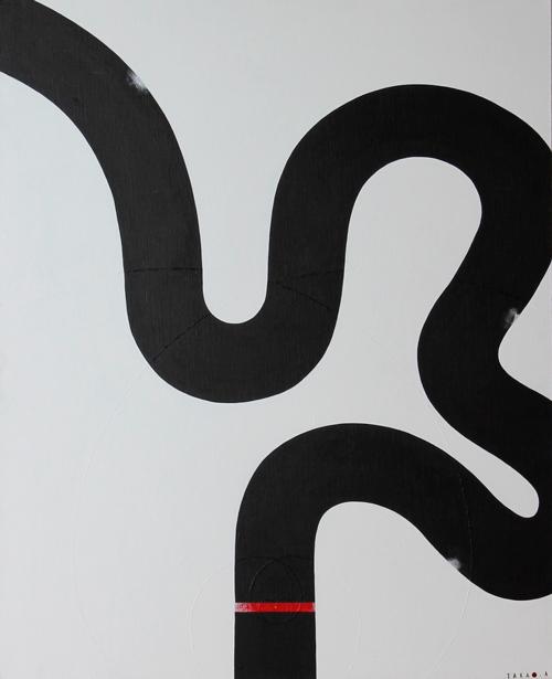 , 'HEBIHANABI 18,' 2016, Fuji Gallery
