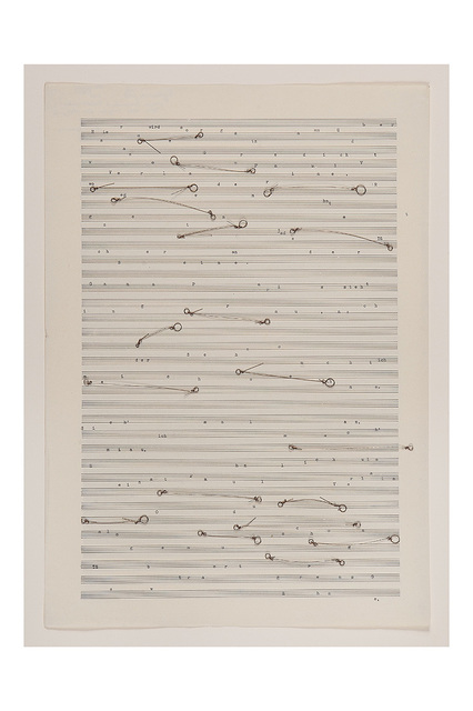 , ' Fraseo I,' 2017, Casas Riegner