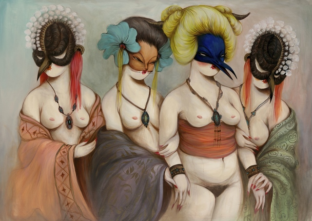 , 'Gorditas de Chicharrón 2,' 2014, StolenSpace Gallery
