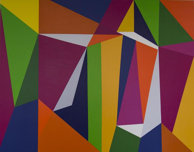 , 'Tangram urbano,' 2019, AC Contemporary Art