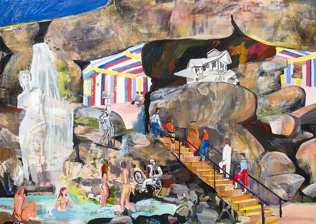 , 'Meandering Years ,' 2017, Ochi Projects