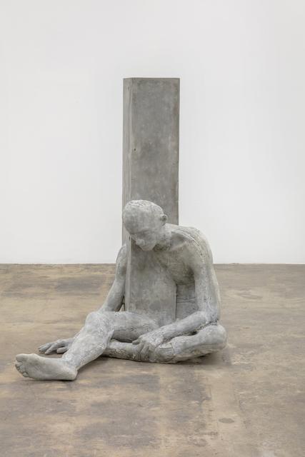 , 'FALLING CARYATID #1,' 2017, Baert Gallery