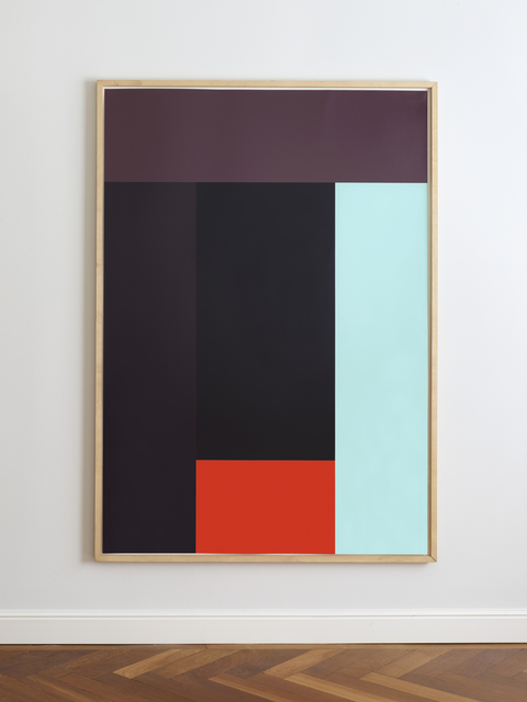 , 'Jeanne,' 1992, Ludorff