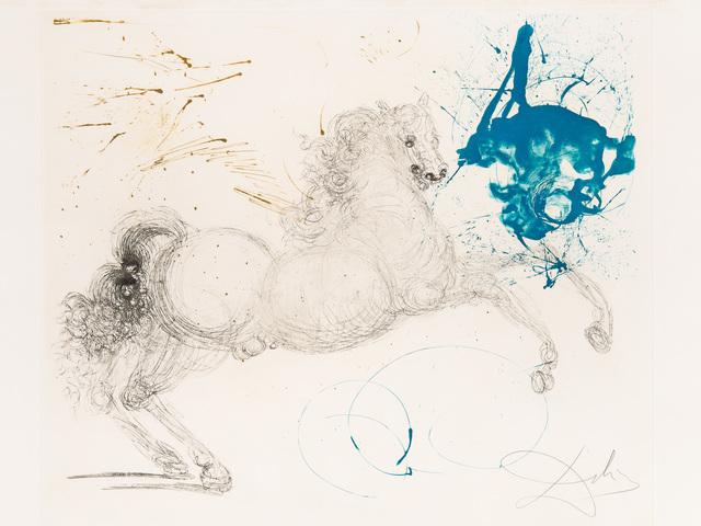 Salvador Dalí, 'Pegasus', 1963-65, Christopher-Clark Fine Art