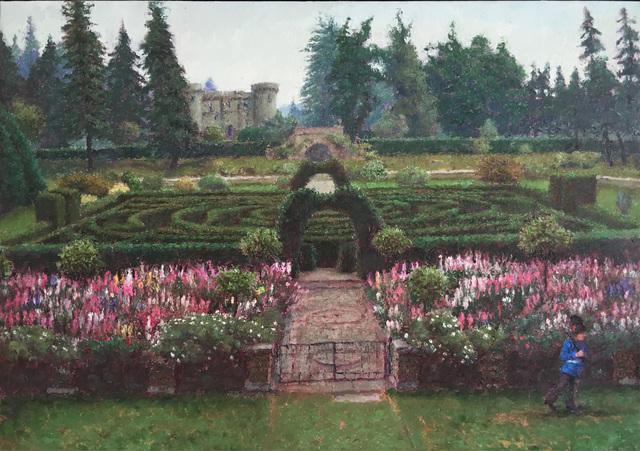 , 'Garden,' 2005, 532 Gallery Thomas Jaeckel