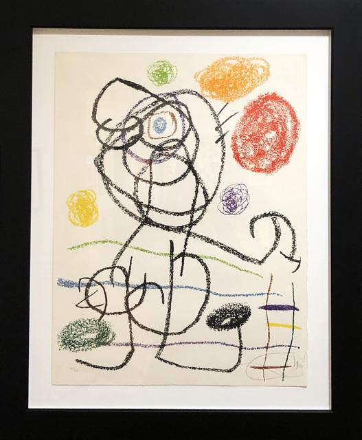 Joan Miró, 'Album 21: One Plate', 1978, DTR Modern Galleries