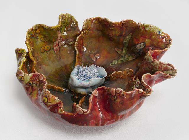 , 'Poppies II,' 2016, Jane Hartsook Gallery