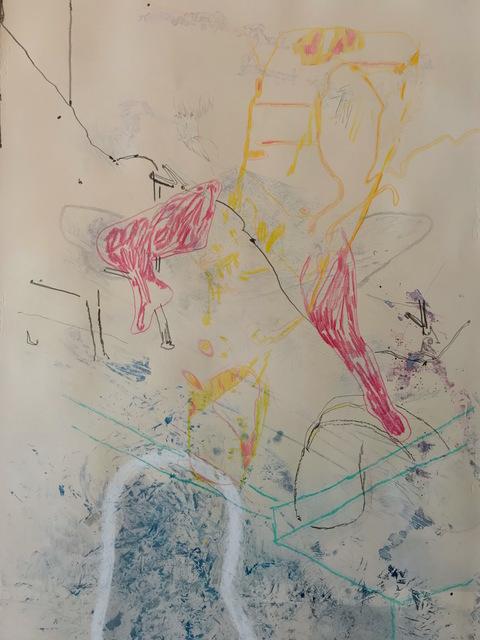 , 'Distract,' 2019, 99 Loop Gallery