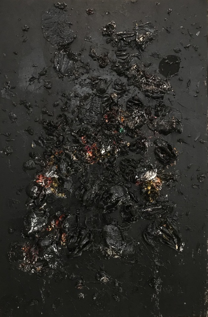 , 'BLACK II,' 2018, Aurora Vigil-Escalera Art Gallery