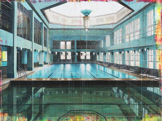 , 'Pool / LA ,' 2017, Winston Wächter Fine Art