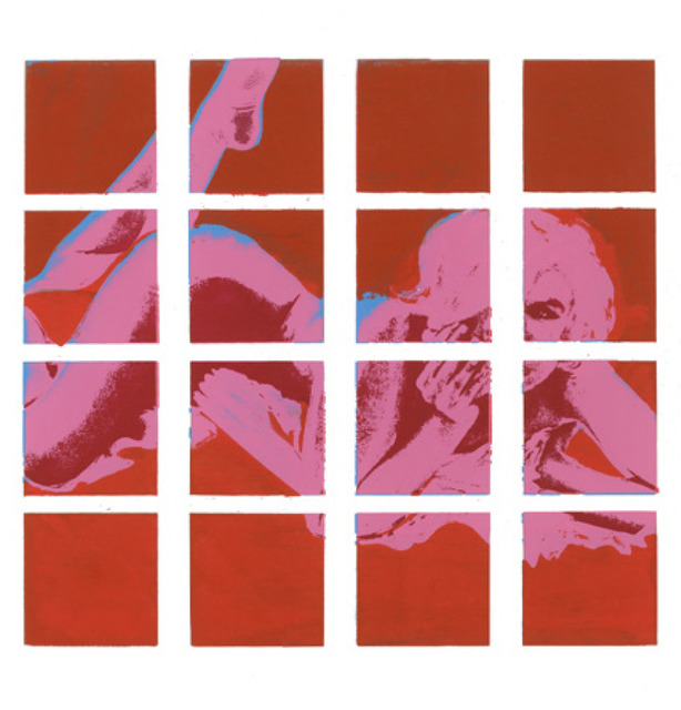 , 'Marilyn Monroe, Baby, Red Silkscreen from The Last Sitting,' 1962, Keyes Art