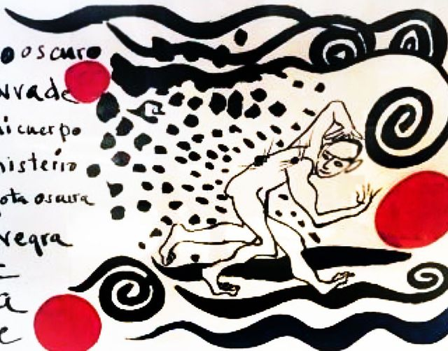 , 'Lo Oscuro Inveda-Darkness Invades,' 1970, Leviton Fine Art