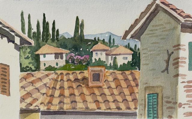 , 'View in Anghiari,' 2018, 440 Gallery