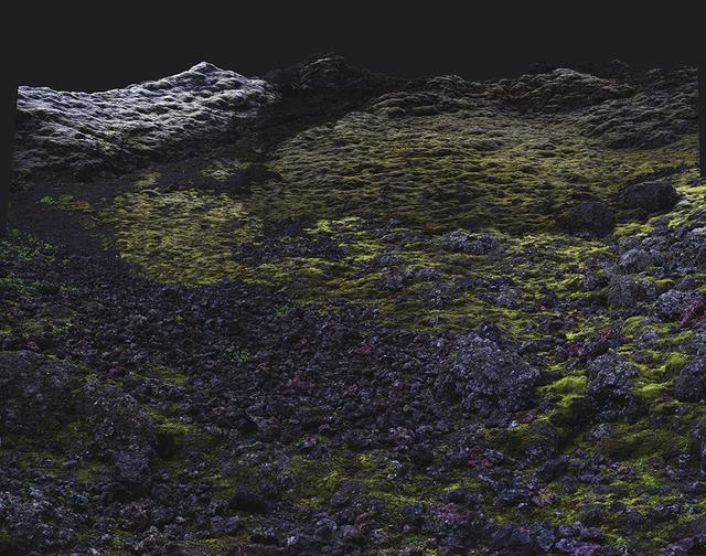 , 'Inside Crater / Laki,' 2012-2013, C. Grimaldis Gallery