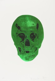 The Dead (Lime Green/Racing Green)