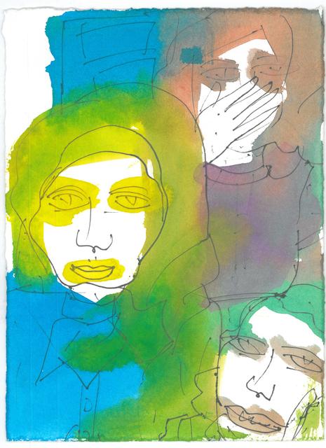 , 'Untitled,' 2017, Creative Growth